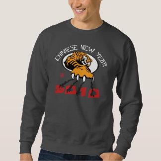 Chinesisches Jahr des Tigers 2010 Sweatshirt