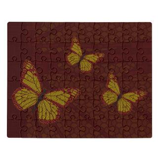 Chinesisches Monarch-Acryl-Puzzlespiel Puzzle