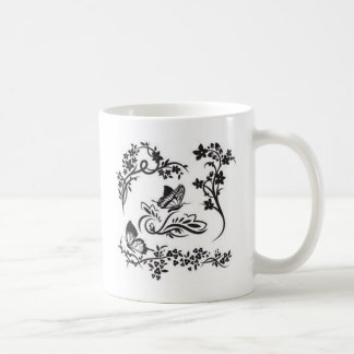 Chinesisches Muster Kaffeetasse