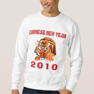Chinesisches Neujahrsfest 2010 Sweatshirt