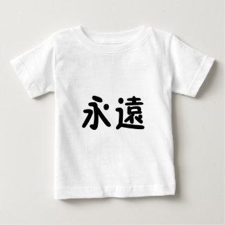Chinesisches Symbol für für immer Baby T-shirt