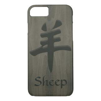 Chinesisches Symbol-Imitat Schaf-Ziegen-RAMYang iPhone 8/7 Hülle