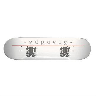 Chinesisches Wort für Großvater 10133_3.pdf Skateboardbretter