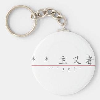 Chinesisches Wort für ist 10381_1 pdf Schlüsselanhänger
