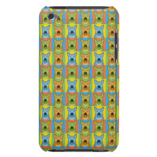 Chinook-HundeCartoon Pop-Kunst Barely There iPod Case