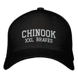 Chinook xxl Braves Bestickte Kappe