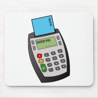 Chip-und Button-Maschine Mousepad