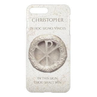 ChiRho - das Monogramm von Christus iPhone 8 Plus/7 Plus Hülle