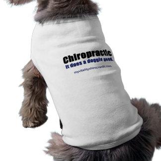 Chiropraktik… Sie tut ein gutes Hündchen Shirt