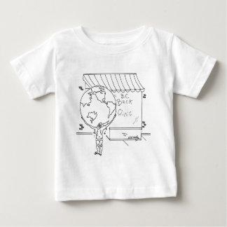 Chiropraktor-Cartoon 6475 Baby T-shirt