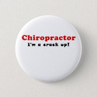 Chiropraktor Im ein Sprung oben Runder Button 5,1 Cm
