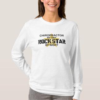 Chiropraktor-Rockstar bis zum Nacht T-Shirt