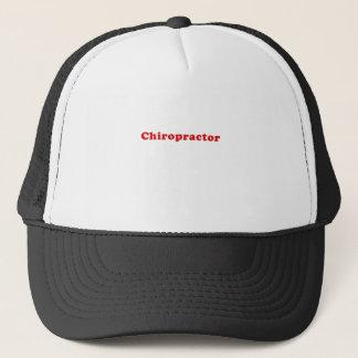 Chiropraktor Truckerkappe