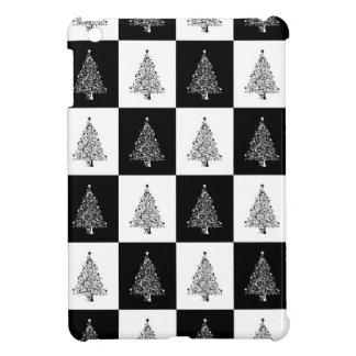 Chirstmas Baum-Schach iPad Mini Hülle