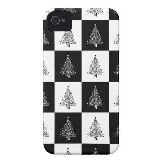 Chirstmas Baum-Schach iPhone 4 Hülle