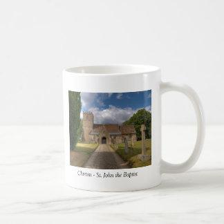 Chirton Johannes der Baptist Kaffeetasse