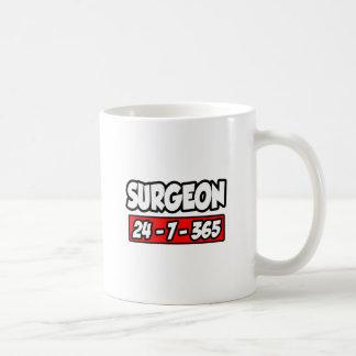 Chirurg 24-7-365 kaffeetasse