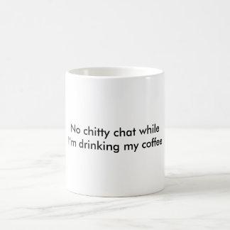 Chitty Chat Kaffeetasse