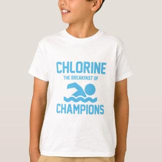 Chlor zum Frühstück T-Shirt