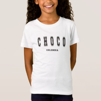 Choco Kolumbien T-Shirt