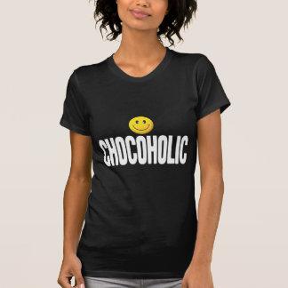 Chocoholic smiley-Umbau W T-Shirt