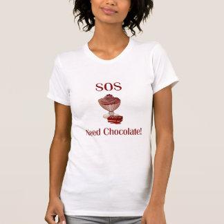 Chocoholic T - Shirt