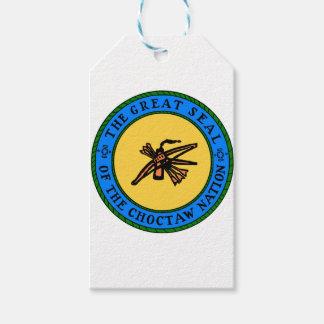 Choctaw-Siegel Geschenkanhänger
