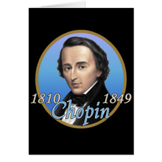 Chopin Karte
