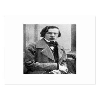 Chopin Postkarte