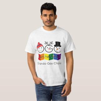 Chor-Feiertags-Shirt Orlandos homosexuelles T-Shirt