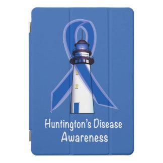 Chorea Huntington-Leuchtturm der Hoffnung iPad Pro Cover