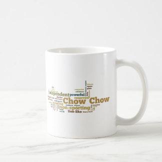 Chow-Chow Kaffeetasse