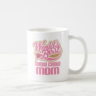 Chow-Chow-Mamma-Hundezucht-Geschenk Kaffeetasse