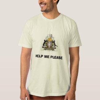 Chow-Chow Wappen T-Shirt
