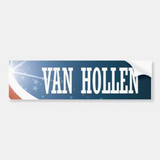 Chris Van Hollen 2016 Autoaufkleber