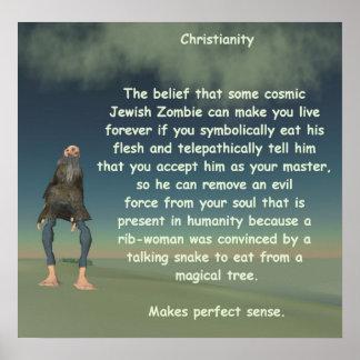 Christentum Poster