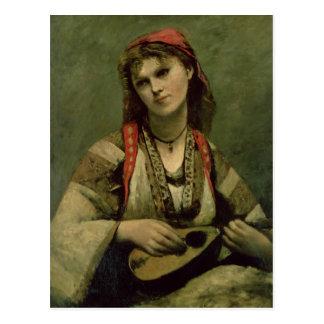 Christine Nilson oder der Böhme mit a Postkarte