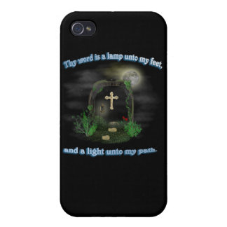 Christliche Einzelteile des Psalms 119 iPhone 4/4S Cover