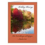 Christliche Geburtstags-Karte -- Der Lord Bless Yo