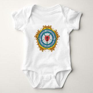 Christliche Geschenk Luther Baby Strampler