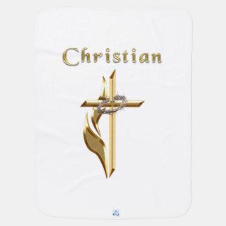 Christliche Geschenke Babydecke