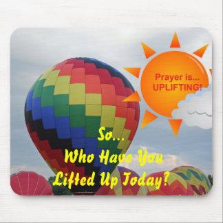 Christliche Inspirational Zusätze und Geschenke Mousepads