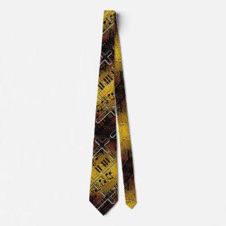 Christliche Musik Bedruckte Krawatten