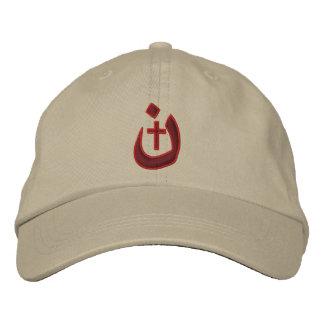 Christliche Nazaräer-Symbol-solidaritäts-Stiche Baseballcap