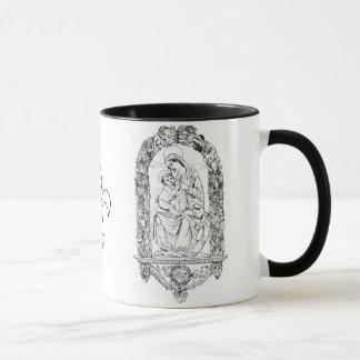 Christliche Symbol-Tasse Tasse