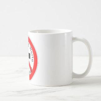 Christliche Werte - Nein Danke! Tasse