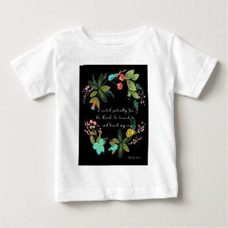 Christliche Zitat-Kunst - Römer-8:11 Baby T-shirt