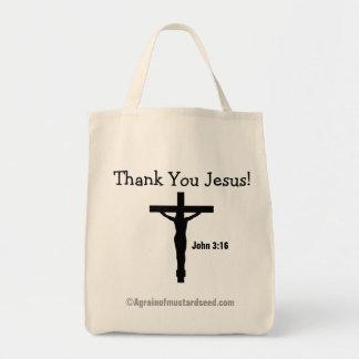 Christliche Zitate Tragetasche