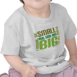 Christlicher Baby-T - Shirt der großen Pläne