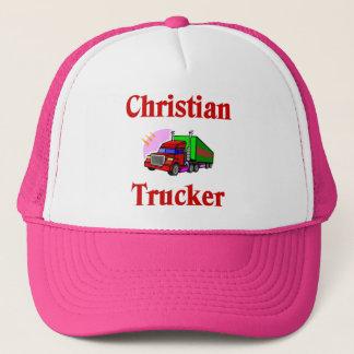 Christlicher Fernlastfahrer-Hut Truckerkappe